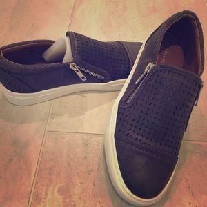 Report Slip on Sneakers